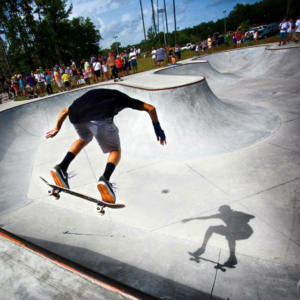 Buckwalter Skate Park -photo Reid McCall